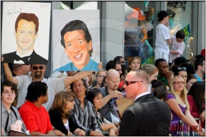 """Fans at the World Premiere of Disney · Pixar's """"Toy Story 3"""""""