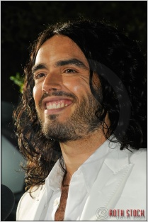 """Russell Brand at the World Premiere of """"Get Him To The Greek"""""""