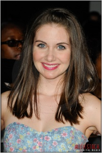 """Alison Brie at the World Premiere of """"Get Him To The Greek"""""""