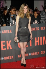 """Rose Byrne at the World Premiere of """"Get Him To The Greek"""""""