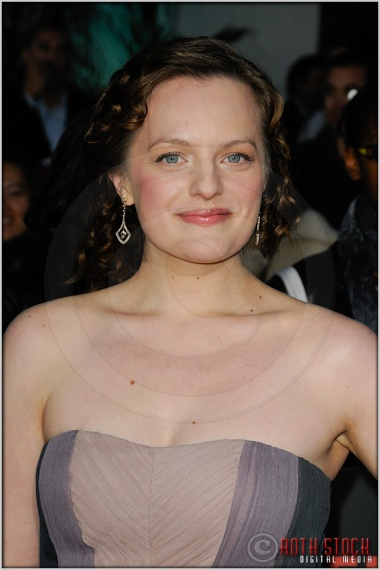 "Elisabeth Moss at the World Premiere of ""Get Him To The Greek"""