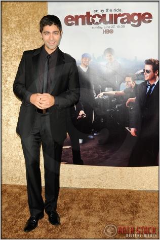 "Adrian Grenier at the Los Angeles Premiere of Season Seven of the HBO Original Series ""Entourage"""