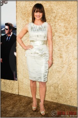 """Carla Gugino at the Los Angeles Premiere of Season Seven of the HBO Original Series """"Entourage"""""""