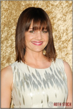 "Carla Gugino at the Los Angeles Premiere of Season Seven of the HBO Original Series ""Entourage"""