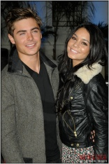 """Zac Efron and Vanessa Hudgens at the World Premiere of """"Get Him To The Greek"""""""