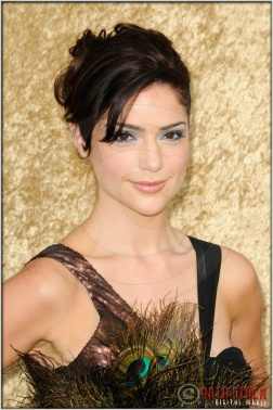 """Janet Montgomery at the Los Angeles Premiere of Season Seven of the HBO Original Series """"Entourage"""""""