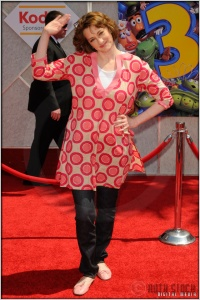 """Joan Cusack at the World Premiere of Disney · Pixar's """"Toy Story 3"""""""