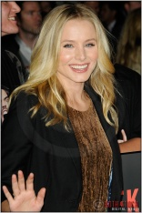 """Kristen Bell at the World Premiere of """"Get Him To The Greek"""""""