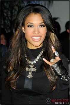 "Kali Hawk at the World Premiere of ""Get Him To The Greek"""