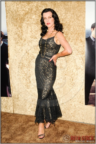 "Debi Mazar at the Los Angeles Premiere of Season Seven of the HBO Original Series ""Entourage"""