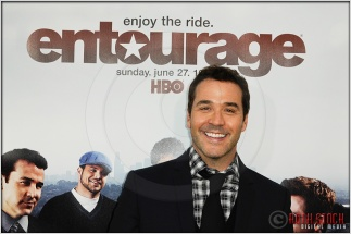 """Jeremy Piven at the Los Angeles Premiere of Season Seven of the HBO Original Series """"Entourage"""""""