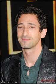 "Adrien Brody at the World Premiere of ""Iron Man 2"""