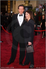 Chris Cooper and Marianne Leone at the 76th Annual Academy Awards®