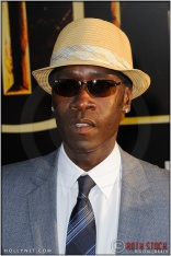 """Don Cheadle at the World Premiere of """"Iron Man 2"""""""
