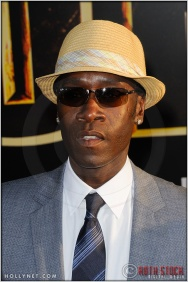 "Don Cheadle at the World Premiere of ""Iron Man 2"""