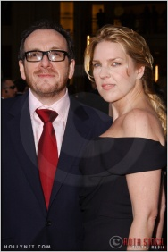 Elvis Costello and Diana Krall at the 76th Annual Academy Awards®