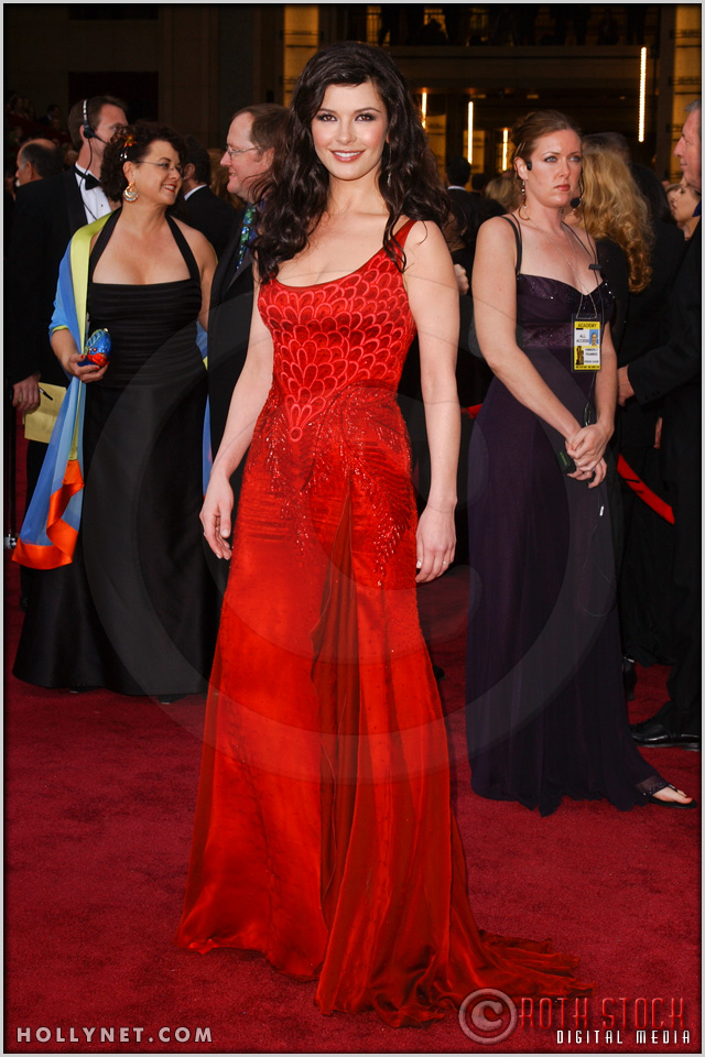 Catherine Zeta-Jones at the 76th Annual Academy Awards®