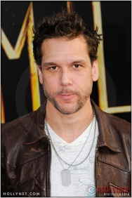 "Dane Cook at the World Premiere of ""Iron Man 2"""