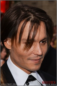 Johnny Depp at the 76th Annual Academy Awards®