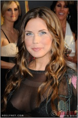 """Erin Lucas at the World Premiere of """"Iron Man 2"""""""