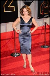 """Jennifer Grey at the World Premiere of """"Iron Man 2"""""""