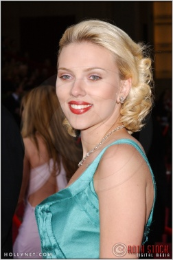 Scarlett Johansson at the 76th Annual Academy Awards®