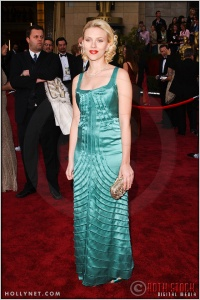 Scarlett Johansson at the 76th Annual Academy Awards®