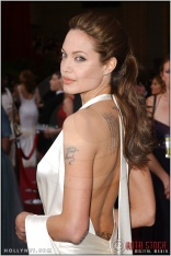 Angelina Jolie at the 76th Annual Academy Awards®