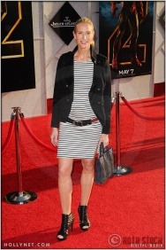 "Kelly Lynch at the World Premiere of ""Iron Man 2"""