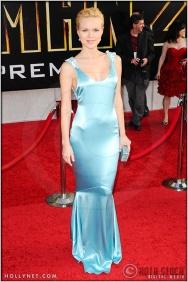 "Anya Monzikova at the World Premiere of ""Iron Man 2"""