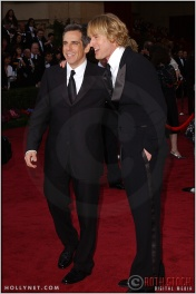 Ben Stiller and Owen Wilson at the 76th Annual Academy Awards®