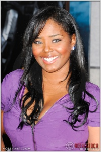 "Shar Jackson at the World Premiere of ""Iron Man 2"""