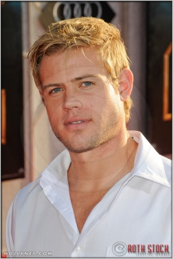"Trevor Donovan at the World Premiere of ""Iron Man 2"""