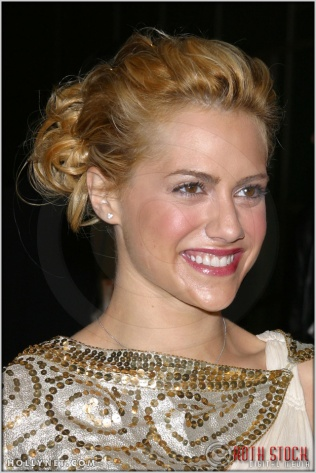 """Brittany Murphy at the Premiere Screening of """"Just Married"""""""