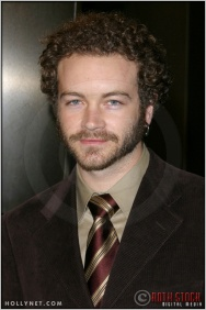 "Danny Masterson at the Premiere Screening of ""Just Married"""