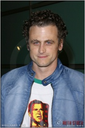 "David Moscow at the Premiere Screening of ""Just Married"""