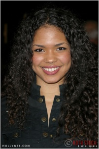 "Jennifer Freeman at the Premiere Screening of ""Just Married"""