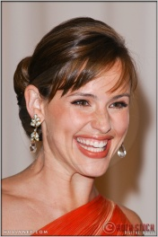 Jennifer Garner in the Press Room at the 76th Annual Academy Awards®