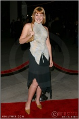 """Kristin McQuade at the Premiere Screening of """"Just Married"""""""