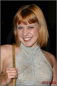 "Kristin McQuade at the Premiere Screening of ""Just Married"""
