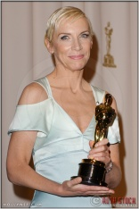 Annie Lennox in the Press Room at the 76th Annual Academy Awards®