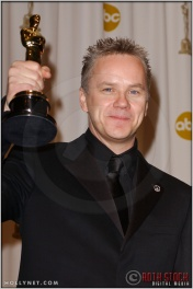 Tim Robbins in the Press Room at the 76th Annual Academy Awards®