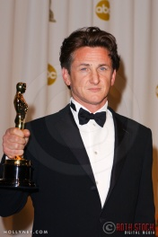 Sean Penn in the Press Room at the 76th Annual Academy Awards®