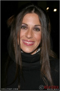 "Soleil Moon Frye at the Premiere Screening of ""Just Married"""