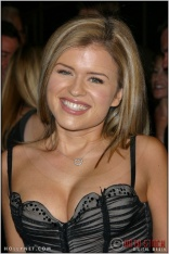 """Valeria Andrews at the Premiere Screening of """"Just Married"""""""