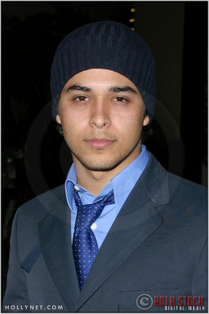 """Wilmer Valderrama at the Premiere Screening of """"Just Married"""""""