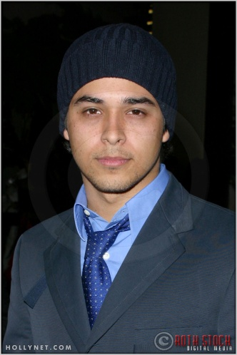 "Wilmer Valderrama at the Premiere Screening of ""Just Married"""