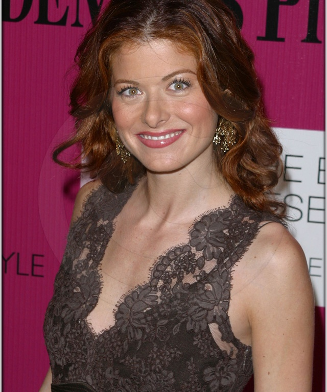 Debra Messing at Audemars Piguet Promesse To Win Breast Cancer Research Foundation Benefit
