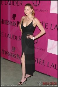 Estella Warren at Audemars Piguet Promesse To Win Breast Cancer Research Foundation Benefit
