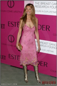 Hilary Shepard at Audemars Piguet Promesse To Win Breast Cancer Research Foundation Benefit
